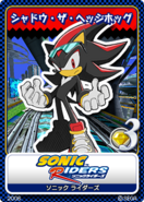 Sonic Riders 10 Shadow