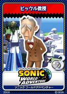 Sonic Unleashed - 09 Professor Pickle