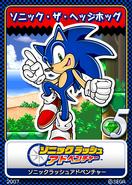 Sonic Rush Adventure 15 Sonic the Hedgehog