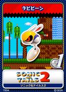 Sonic & Tails 2 - 03 Rabibin