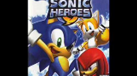 Sonic heroes music power plant