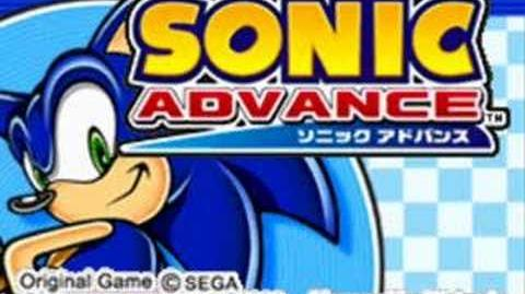 Sonic Advance Music Neo Green Hill Zone Act 1