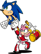 141px-Sonic and Amy