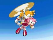 Tails und Amy