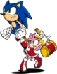 Sonic Advance 3 - With Sonic