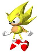 Super Sonic the Fighters
