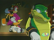 Team Chaotix (Sonic X)