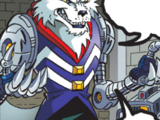 Grandmaster Drago Wolf