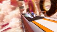 SonicColoursUltimate Sonic Speed