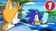 Team Sonic Racing Overdrive Part 1