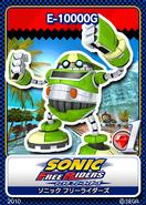 Sonic Free Riders 01 E-10000G