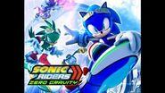 Sonic Riders Zero Gravity - Snowy Kingdom