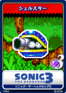 Sonic the Hedgehog 3 09 Clamer