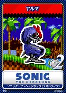 Sonic the Hedgehog (16-bit) 09 Roller