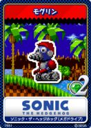 Sonic the Hedgehog (16-bit) 10 Burrobot