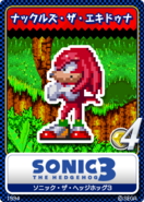 Sonic the Hedgehog 3 - 13 Knuckles the Echidna