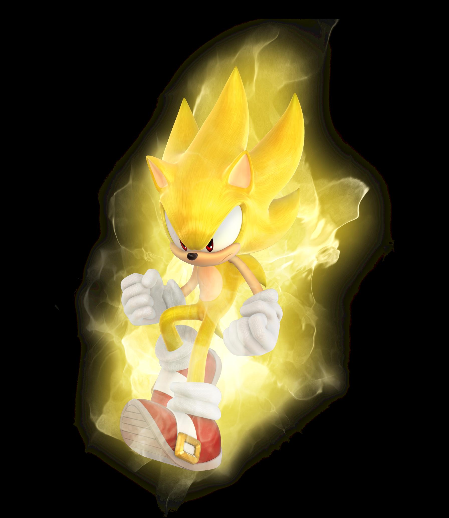Super Sonic   SonicWiki   Fandom