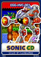 Sonic CD 10 Dr. Robotnik