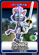 Sonic and the Black Knight - 08 Sir Percival