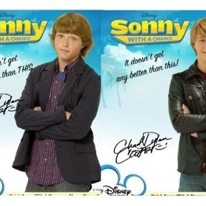 Sonny With A Chance Chad Now