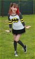 Allisyn Ashley Arm Batman