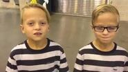 Evan and Ryder Londo at Space City Comic Con May 2016
