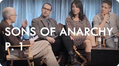 Sons of Anarchy - How It All Began, Part 1 The Paley Center Reserve Channel