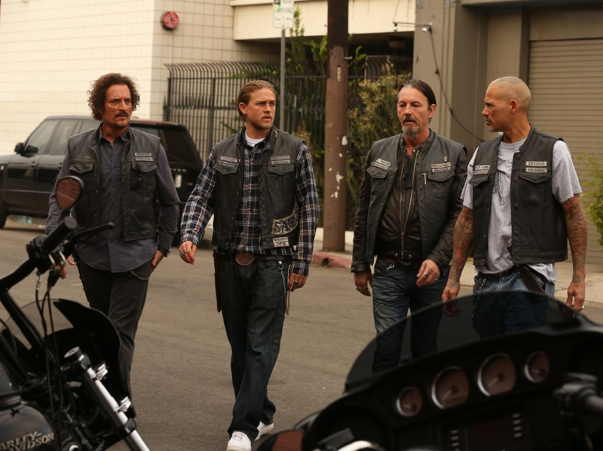 Red Rose Sons Of Anarchy Fandom
