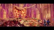 Cloudy With A Chance Of Meatballs 2 - Foodimals Animation