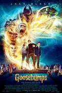 Goosebumps (film) poster (1)