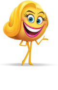 Smiler emoji movie