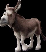 Old Donkey Render