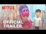 Wish Dragon - Official Trailer - Netflix