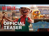Vivo starring Lin-Manuel Miranda - Official Teaser - Netflix