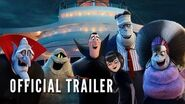 HOTEL TRANSYLVANIA 3 SUMMER VACATION - Official Trailer (HD)