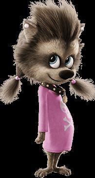 Winnie Werewolf