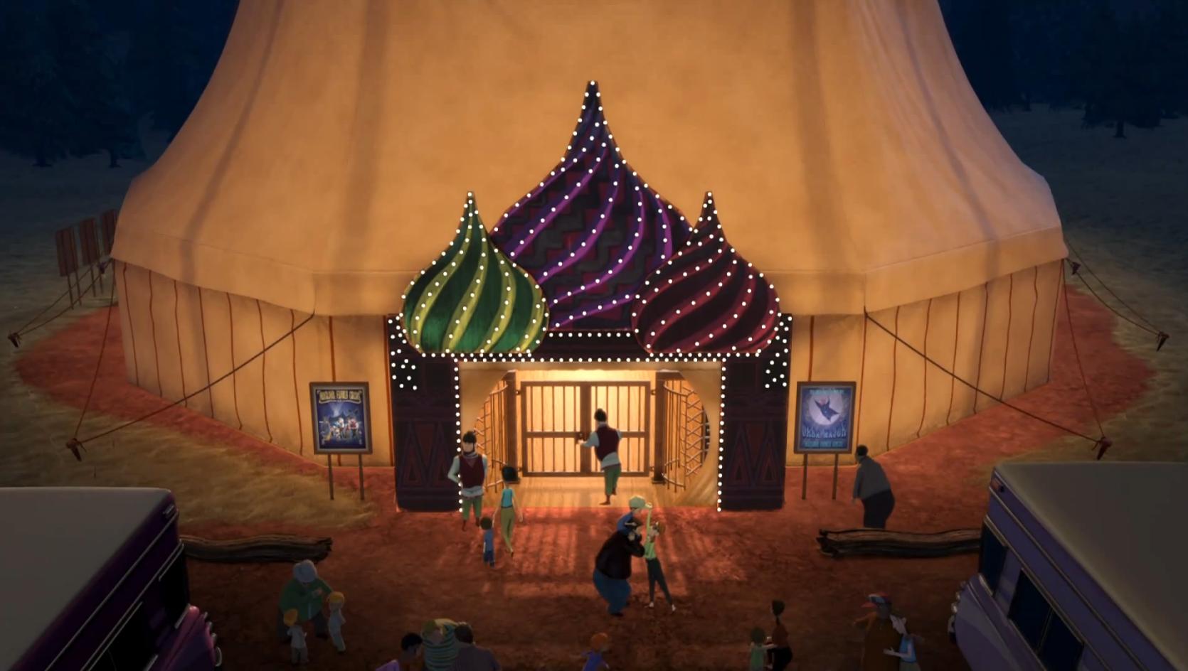 Maslova Family Circus