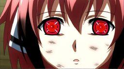 Eyes when robotic
