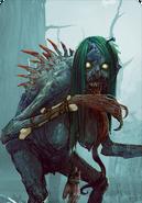 Tw3 cardart monsters gravehag