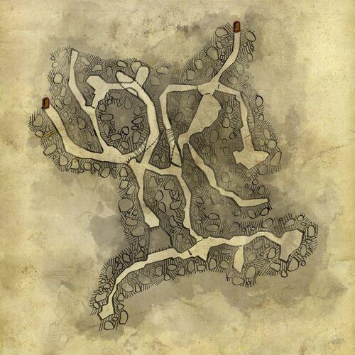 Carte du passage