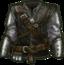 Armure de Corbeau, fabriquée par Kalkstein