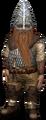 Yaren Bolt, le chef des bûcherons