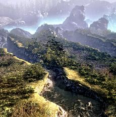 Gorges de la forêt