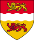 Toussaint coat of arms