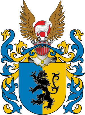 Creigiau coat of arms