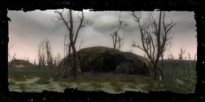 Grotte sud