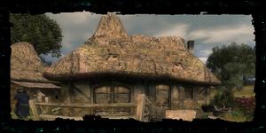 Cabane d'Alina
