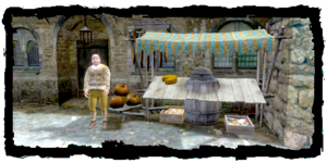 Marchand du village