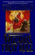 Wizards First Rule Gollancz
