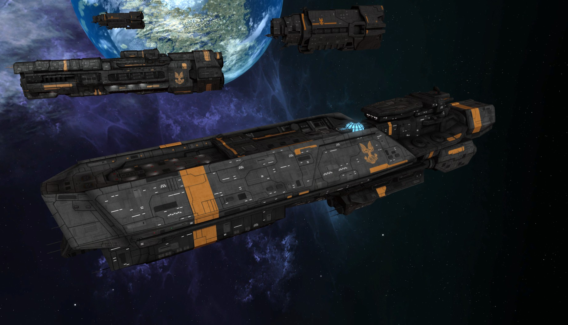 Orion-class assault carrier